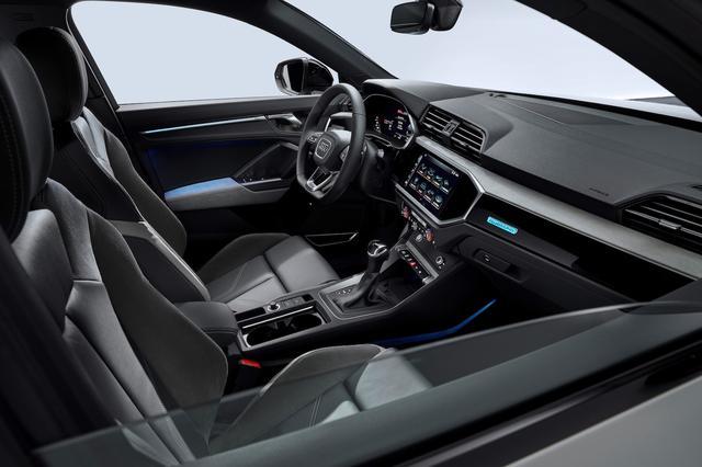 画像8: 「Audi Q3 Sportback」発表