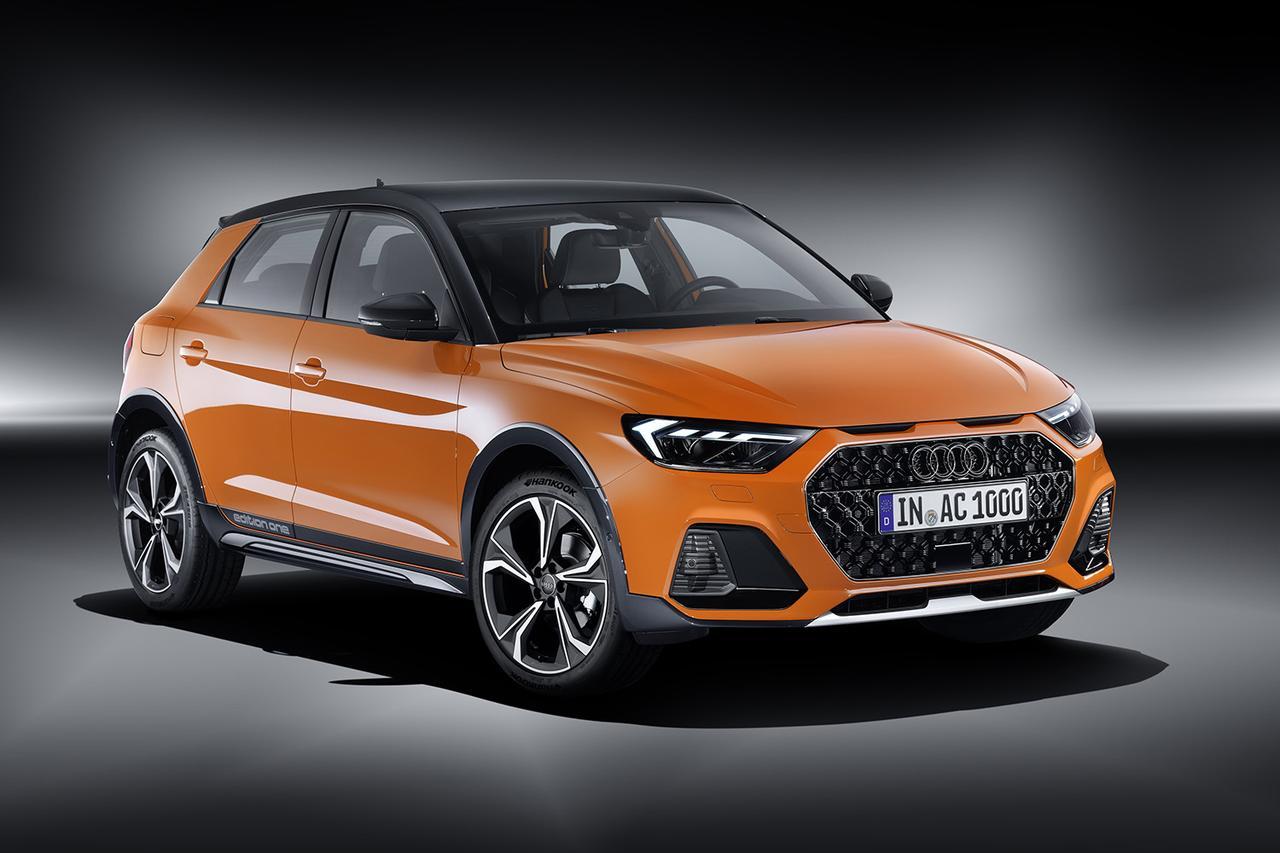 画像1: Audi A1 Sportbackにクロスモデルの「A1 citycarver」登場