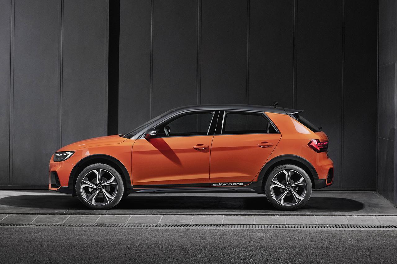 画像2: Audi A1 Sportbackにクロスモデルの「A1 citycarver」登場