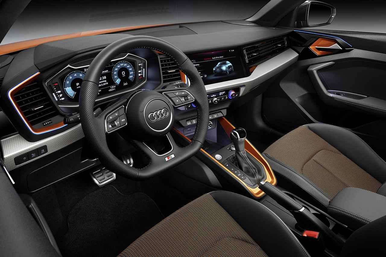 画像4: Audi A1 Sportbackにクロスモデルの「A1 citycarver」登場