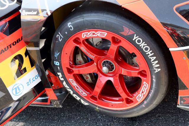 画像2: 【SUPER GT Rd.5 FUJI】Hitotsuyama Audi R8 LMSが13位完走