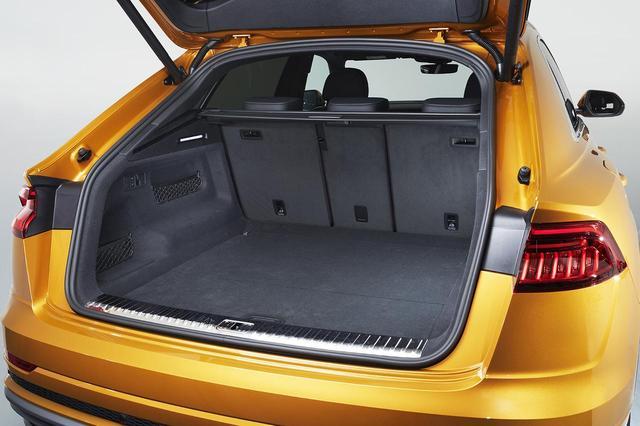 画像5: 【ミニ試乗記】Audi Q8 55 TFSI quattro debut pakage S line