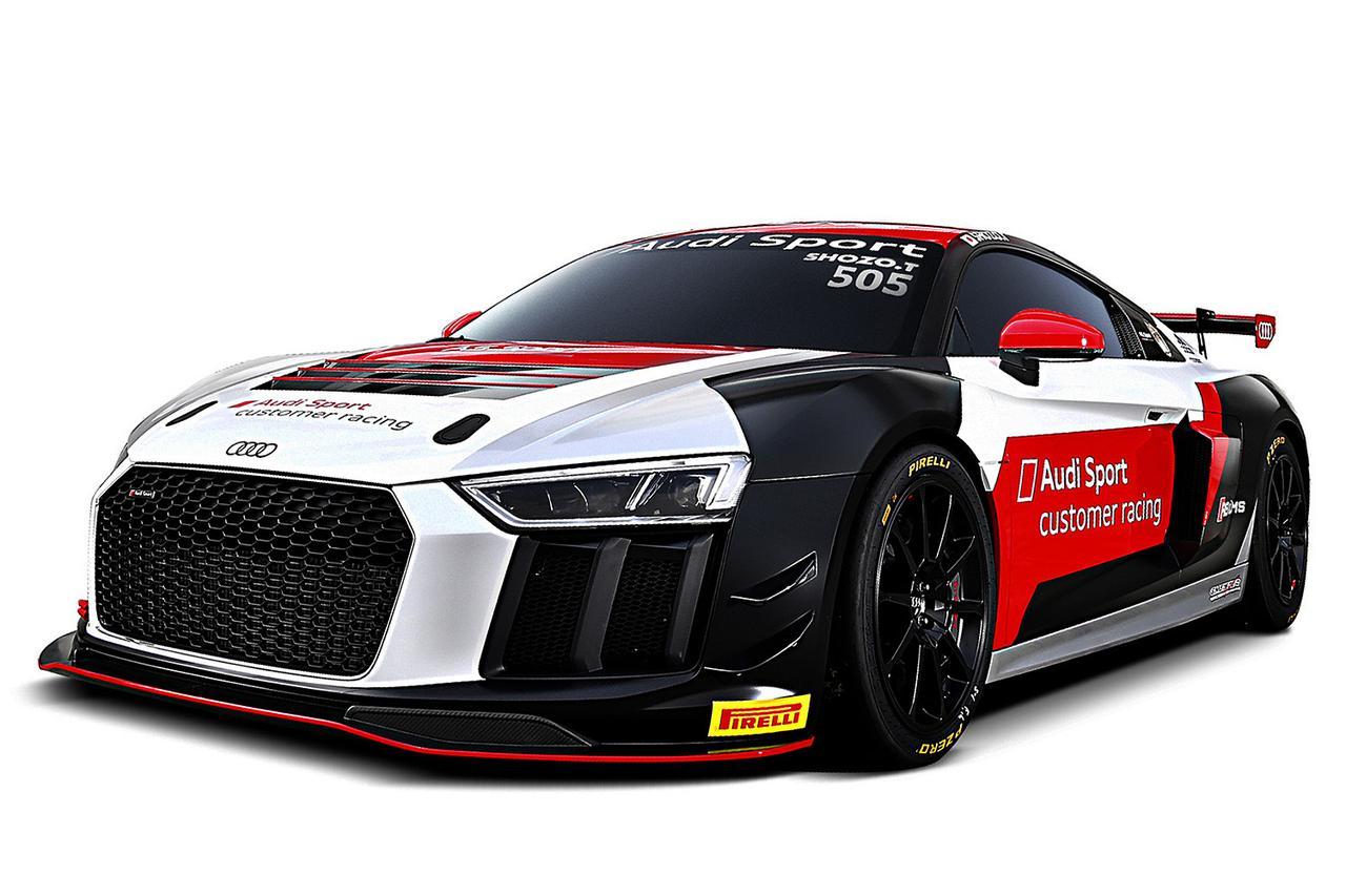 画像: Audi Team AS Sportが鈴鹿の「Audi Sport R8 LMS Cup」に参戦