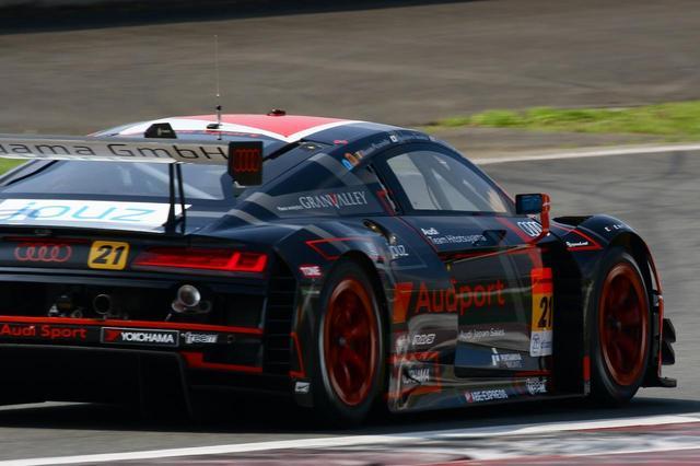 画像: 【SUPER GT Rd.5 FUJI】Hitotsuyama Audi R8 LMSが13位完走 - 8speed.net VW、Audi、Porscheがもっと楽しくなる自動車情報サイト