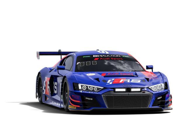 画像: #25 Audi Sport Team WRT