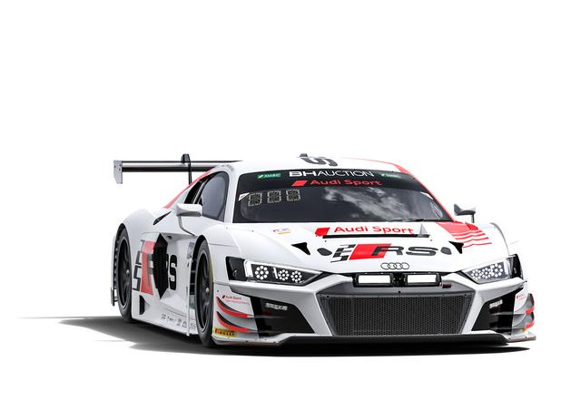 画像: #125 Audi Sport Team Absolute Racing