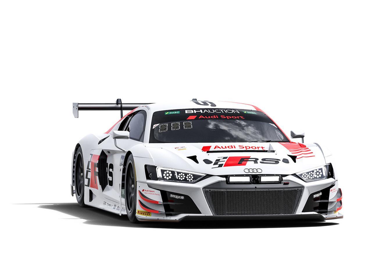 画像: #125 Audi Sport Team Absolute Racing