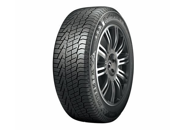 画像: 【Continental Tires】スタッドレスタイヤ「NorthContact NC6」発表