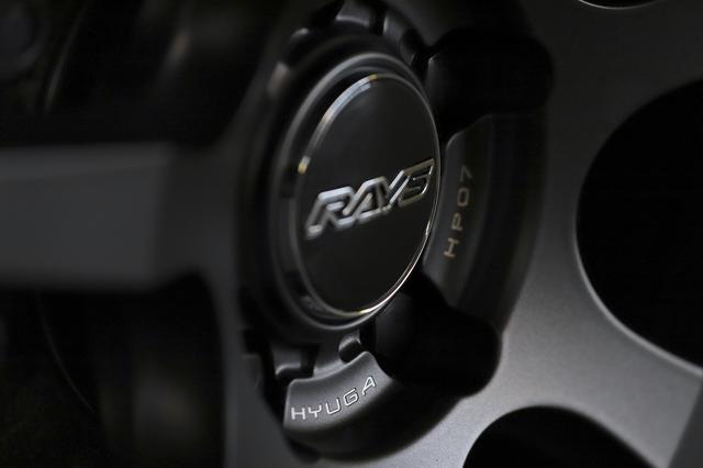 画像2: 【RAYS】HOMURA「HYUGA HP07」登場