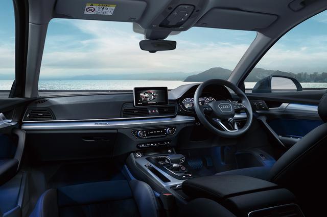 画像2: Audi Q5 S line dynamic limited