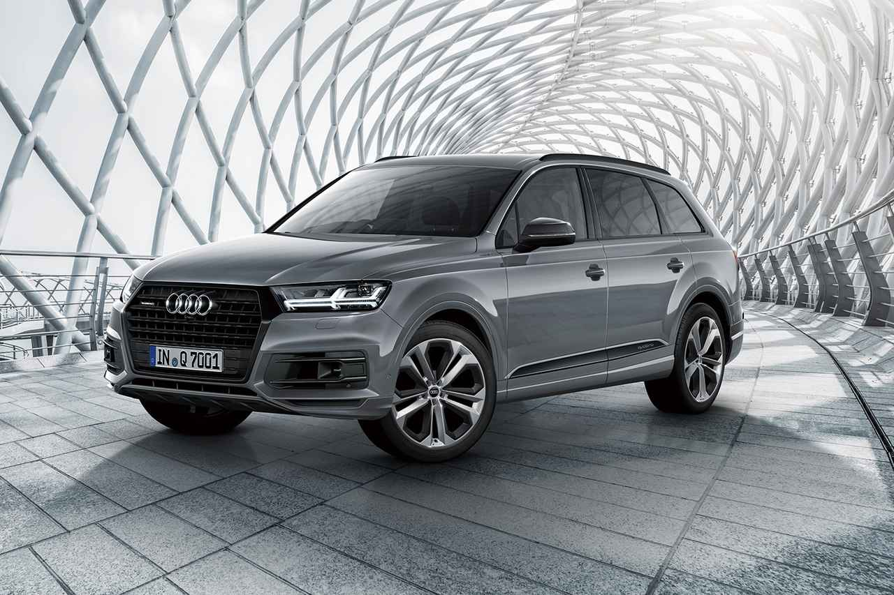 画像: Audi Q7 urban black