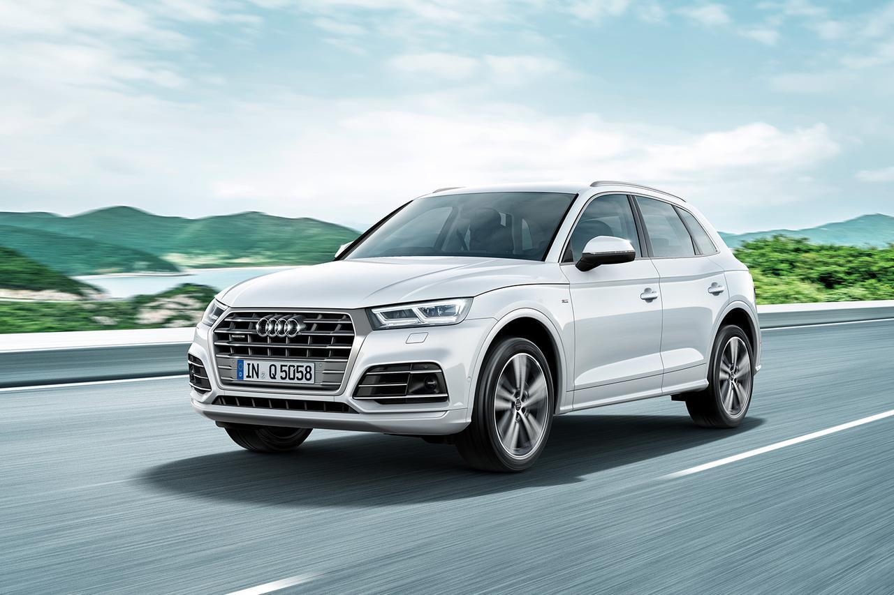 画像1: Audi Q5 S line dynamic limited