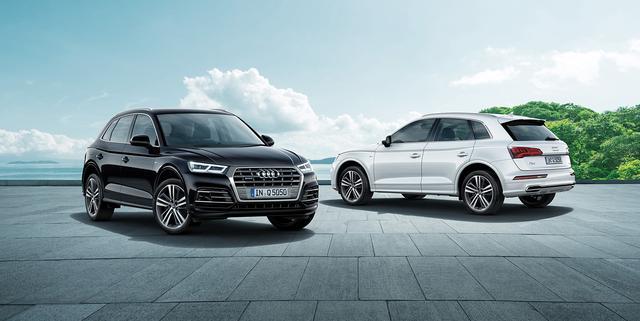 画像3: Audi Q5 S line dynamic limited