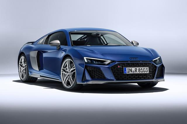 画像1: 「Audi R8」がマイナーチェンジ