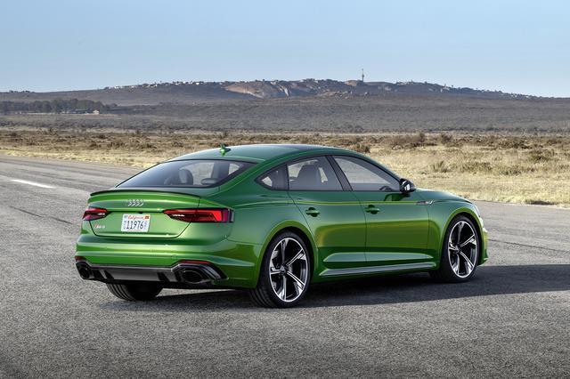 画像2: 「Audi RS 5 Sportback」を発表