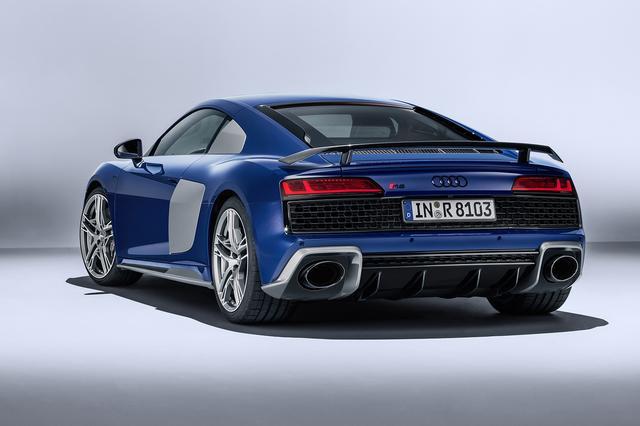 画像4: 「Audi R8」がマイナーチェンジ