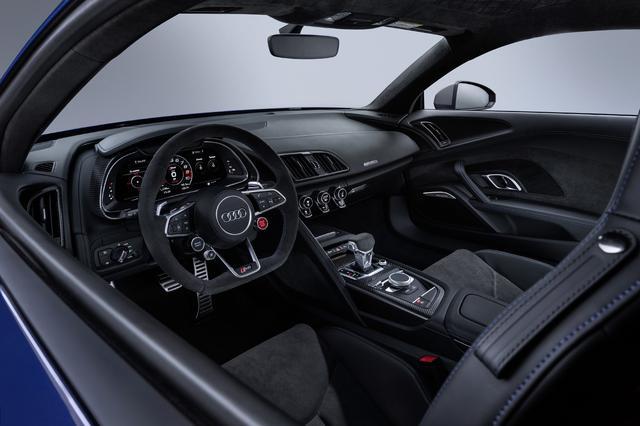 画像3: 「Audi R8」がマイナーチェンジ