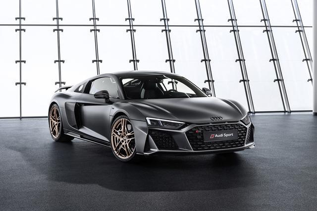 画像5: 「Audi R8」がマイナーチェンジ