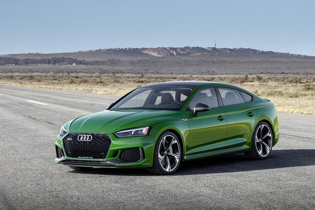 画像1: 「Audi RS 5 Sportback」を発表