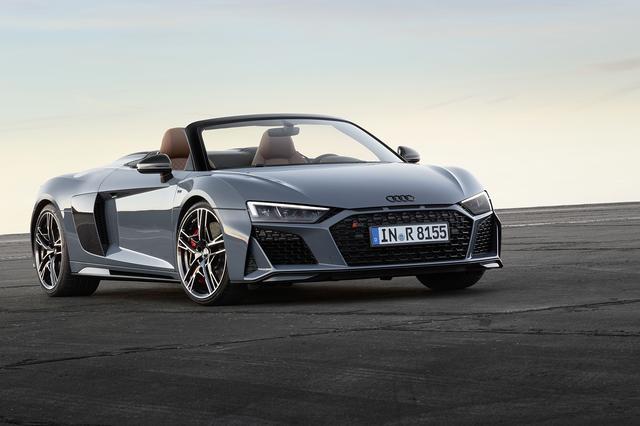 画像2: 「Audi R8」がマイナーチェンジ