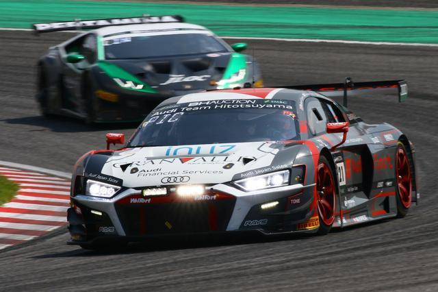 画像2: 【SUZUKA 10H】Audi Sport Team WRTが優勝