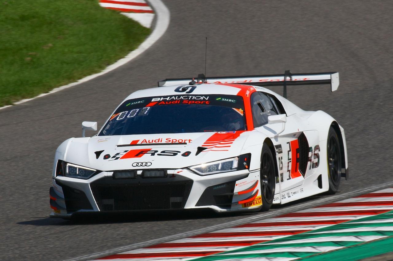 画像5: 【SUZUKA 10H】Audi Sport Team WRTが優勝