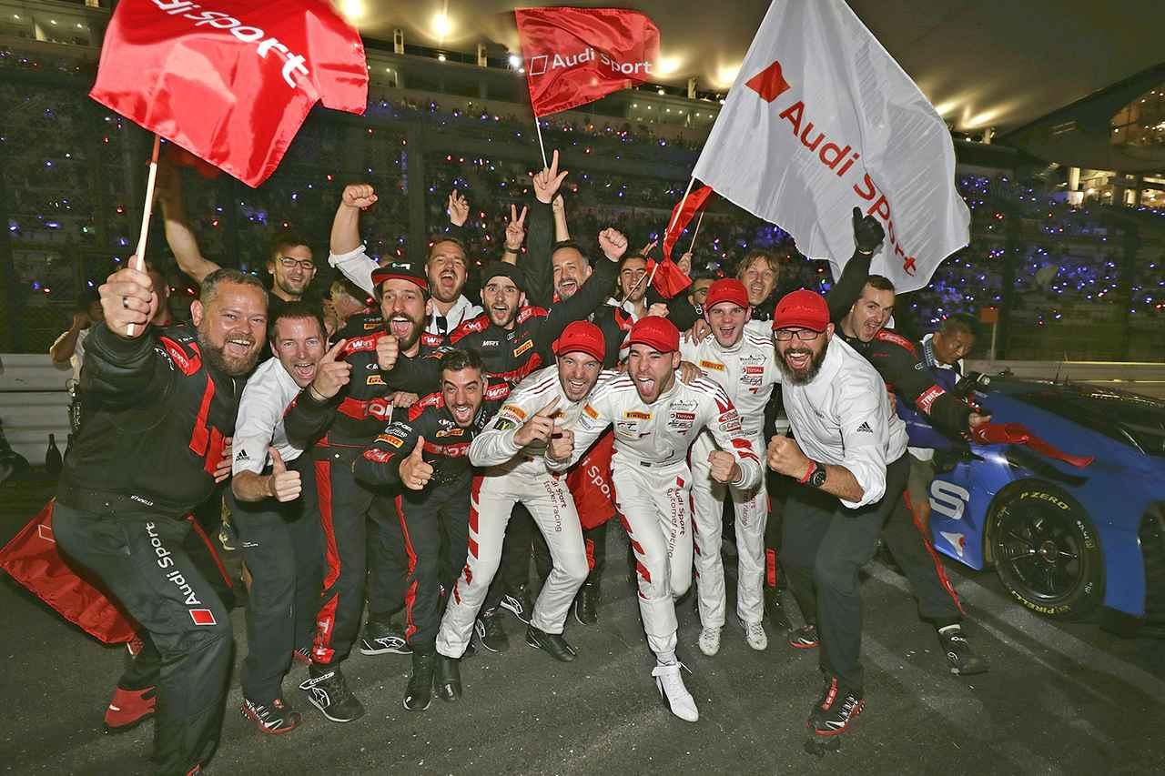 画像: photos by Audi Sport