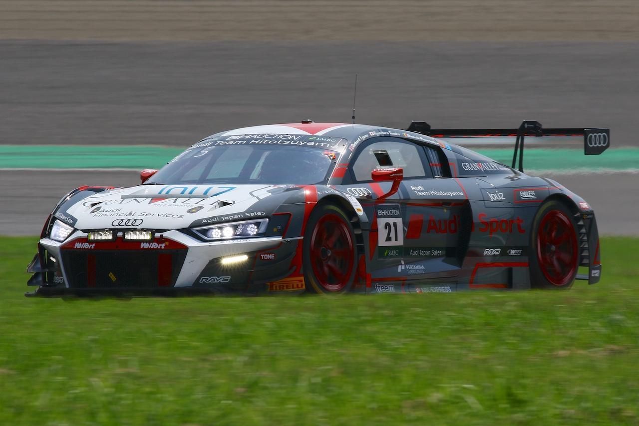 画像3: 【SUZUKA 10H】Audi Sport Team WRTが優勝
