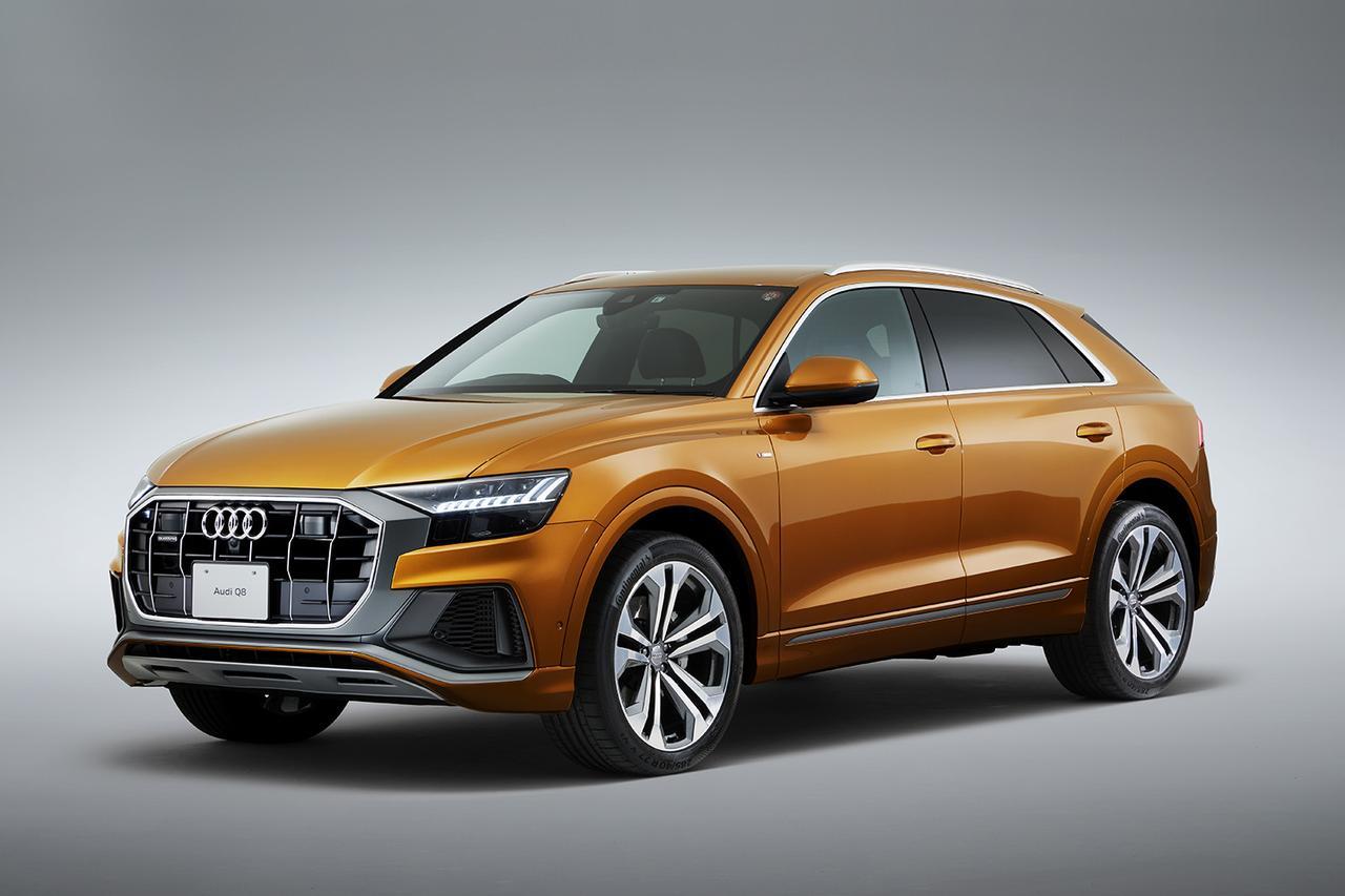 画像: Audiがメーカー希望小売価格を改定