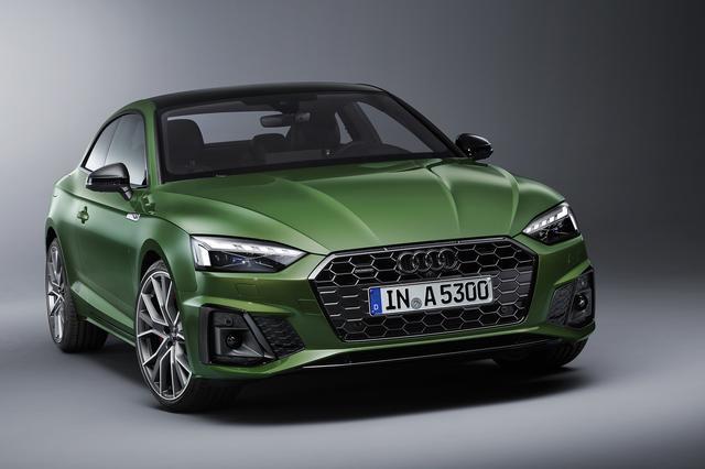 画像1: Audi A5シリーズがマイナーチェンジ