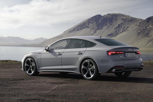 画像5: Audi A5シリーズがマイナーチェンジ
