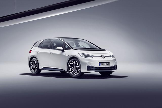 画像6: VWが電気自動車「ID.3」を発表