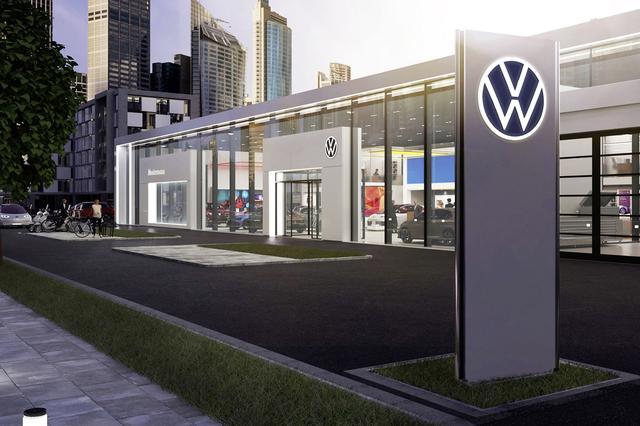 画像5: VWが新しいロゴを公開