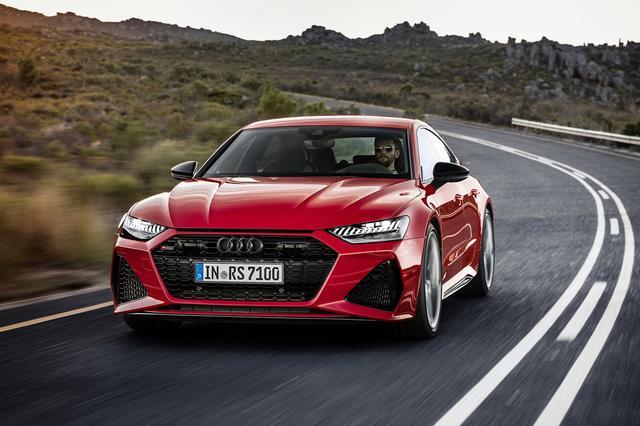 画像2: Audi RS 7 Sportbackがワールドプレミア