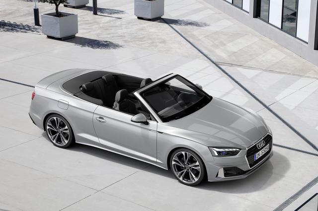 画像6: Audi A5シリーズがマイナーチェンジ