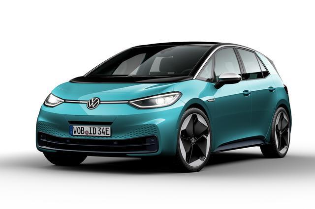 画像3: VWが電気自動車「ID.3」を発表