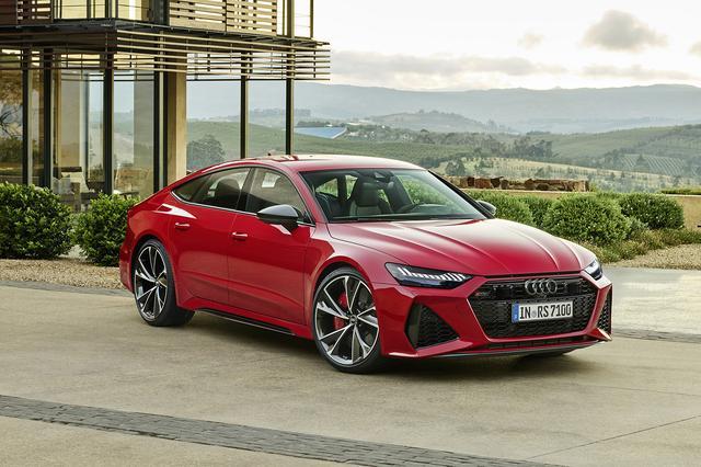画像1: Audi RS 7 Sportbackがワールドプレミア
