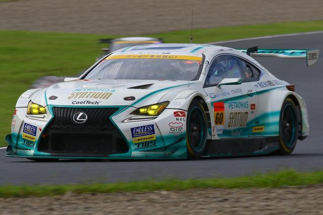 画像3: 【SUPER GT Rd.6 AUTOPOLIS】Audi Team Hitotsuyamaは入賞を逃す