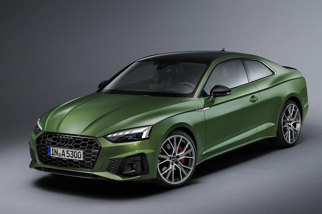 画像2: Audi A5シリーズがマイナーチェンジ