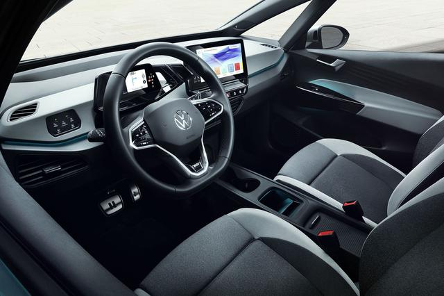 画像5: VWが電気自動車「ID.3」を発表