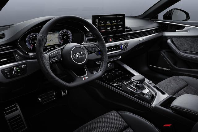 画像7: Audi A5シリーズがマイナーチェンジ
