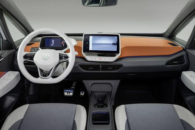 画像7: VWが電気自動車「ID.3」を発表