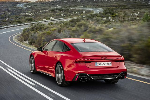 画像3: Audi RS 7 Sportbackがワールドプレミア