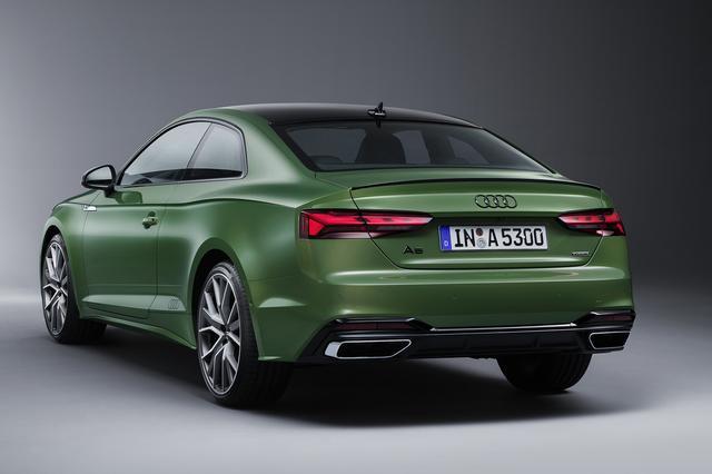画像3: Audi A5シリーズがマイナーチェンジ