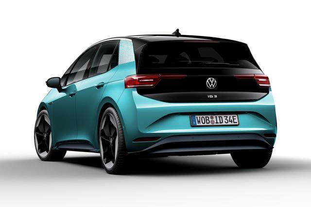 画像4: VWが電気自動車「ID.3」を発表