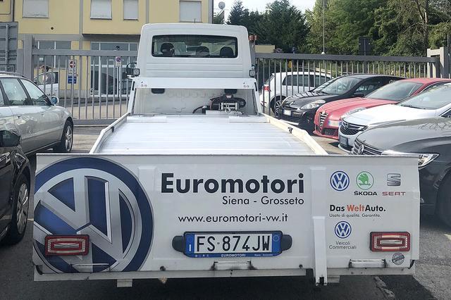 画像4: えっ、VWが1日600円で持てるって!  これが最新プロモーション戦法だ