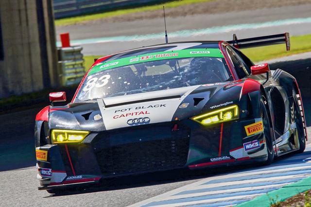 画像2: 【S耐 Rd.5 Motegi】Audiが3クラスで表彰台