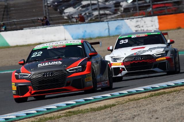 画像3: 【S耐 Rd.5 Motegi】Audiが3クラスで表彰台