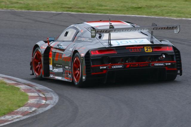 画像3: 【SUPER GT Rd.7 SUGO】Audi Team Hitotsuyamaが7位入賞