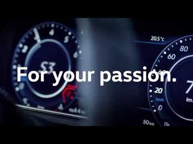 画像: VW純正アクセサリー ダイナミックホイールハブキャップ www.youtube.com